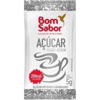 Açúcar Bom Sabor 5g com 1000 Unidades - Cod. 7896804600101