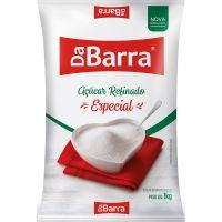 Açúcar Refinado Da Barra 1kg - Cod. 7896032501010