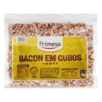 Bacon em Cubos Frimesa 1kg - Cod. 7896275900618C8