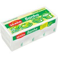 Banha Suína Refinada Seara 1kg - Cod. 7894904008018C30