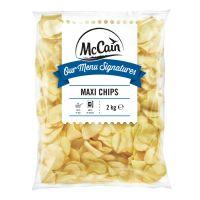 Batata Congelada Maxi Chips McCain 2kg - Cod. 8710438091892