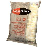 Batata Congelada Steakhouse Farm Frites 2,5kg - Cod. 8710679156503