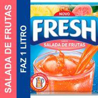 Bebida em Pó Fresh Salada de Frutas 10g | Caixa com 15 unidades - Cod. 7622210932457C15