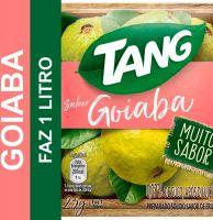 Bebida em Pó Tang Goiaba 25g | Caixa com 15 unidades - Cod. 7622210762979C15