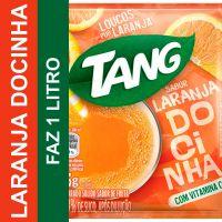 Bebida em Pó Tang Laranja Docinha 25g | Caixa com 15 unidades - Cod. 7622210762924C15