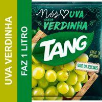 Bebida em Pó Tang Uva Verdinha 25g | Caixa com 15 unidades - Cod. 7622210932372C15