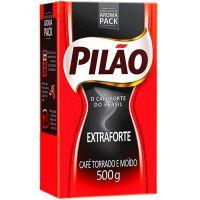Café Extra Forte Vácuo Pilão 500g - Cod. 17896089013402