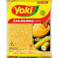 Canjiquinha Yoki 500g - Cod. 7891095100316C12