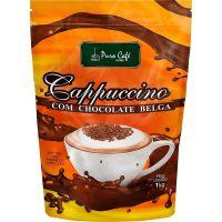 Cappuccino com Chocolate Belga Puro Café 1kg - Cod. 7898994644934