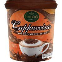 Cappuccino com Chocolate Belga Puro Café 400g - Cod. 7898994644910