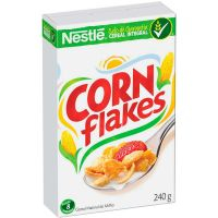 Cereal Matinal Corn Flakes Nestlé 240g   Caixa com 20 Unidades - Cod. 7891000021866C20