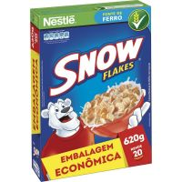 Cereal Matinal Snow Flakes Nestlé 620g - Cod. 7891000369500C14