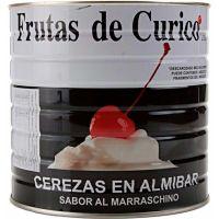 Cereja Maraschino em Calda sem Talo Curicó 3,1kg - Cod. 7803911110010C6