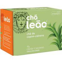 Chá Capim Cidreira Leão | Com 15 Envelopes | Caixa com 36 Unidades - Cod. 7891098010421C36