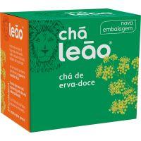 Chá Erva Doce Leão | Com 15 Envelopes | Caixa com 36 Unidades - Cod. 7891098010476C36