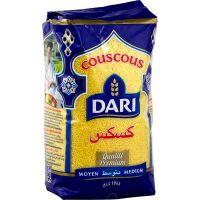 Couscous Marroquino Dari 500g   Caixa com 18 Unidades - Cod. 6111094000259C18