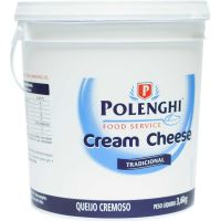 Cream Cheese Polenghi 3,6kg - Cod. 891143012551
