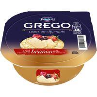 Danone Grego 100g Chocolate Branco Com Frutas Vermelhas - Cod. 7891025113478