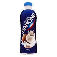 Danone Liquido Coco 900g   Caixa com 15 unidades - Cod. 7891025103684C15