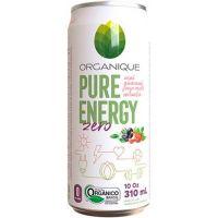 Energético Zero Açúcar Açai, Mate e Guaraná Organique 310ml | Caixa com 24 Unidades - Cod. 7898994110088C24