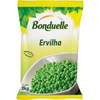 Ervilha Congelada Bonduelle Saco 2kg | Caixa com 6 Unidades - Cod. 3083681053302C6