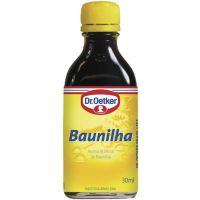Essência de Baunilha Dr. Oetker 30ml | Caixa com 12 Unidades - Cod. 7891048043035C12