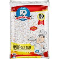 Farinha de Mandioca Grossa PQ Alimentos 500g - Cod. 7896635503770