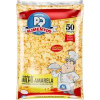 Farinha de Milho PQ Alimentos Amarela 2kg - Cod. 7896635500816