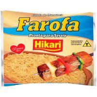 Farofa Temperada Hikari 2kg   Caixa com 6 Unidades - Cod. 7891965123209C6