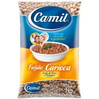 Feijão Carioca Tipo 1 Camil 1kg - Cod. 47896006744618