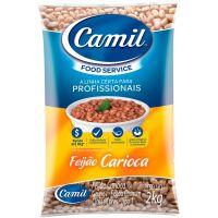 Feijão Carioca Tipo 1 Camil 2kg - Cod. 7896006754175