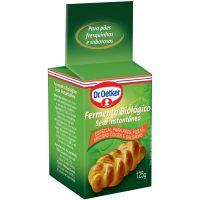 Fermento Biológico Dr. Oetker 125g - Cod. 7891048040171C36