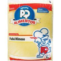 Fubá Mimoso PQ Alimentos 5kg - Cod. 7896635501110
