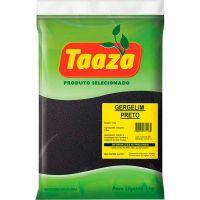 Gergelim Preto Taaza Pacote 1kg - Cod. 9556023909505