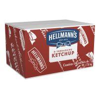 Ketchup Hellmann's Sachê 7g | Com 168 unidades - Cod. 7891150057601