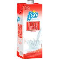 Leite Integal leco 1l | Caixa com 12 Unidades - Cod. 7892999150124C12
