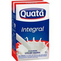 Leite UHT Integral Quatá 1L - Cod. 17896183202184