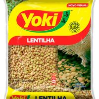 Lentilha Yoki 500g - Cod. 7891095100552C12