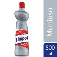 Limpador Multiuso Limpol Com Álcool 500 ml - Cod. 7891022860627