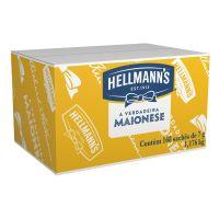 Maionese Hellmann's Sachê 7g | Com 168 unidades - Cod. 7891150057588