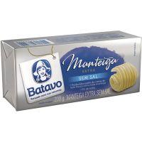 Manteiga sem Sal Batavo 5kg - Cod. 7891515935771
