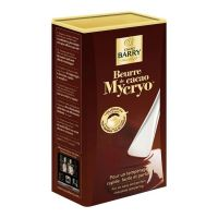 Manteiga de Cacau em Pó Mycryo Cacao Barry 675g   Caixa com 8 Unidades - Cod. 3073419310135C8