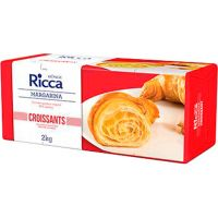 Margarina Especial Croissants Ricca Bunge 2kg - Cod. 7891080500050