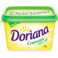 Margarina sem Sal Doriana 500g - Cod. 7894904571963