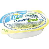Margarina sem sal Leco Blister 10g | Com 192 Unidades - Cod. 7892999000979