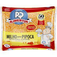Milho para Pipoca PQ Alimentos 1kg - Cod. 7896635501363