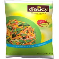 Mistura Jabonesa Congelada D'aucy 1kg | Caixa com 10 Unidades - Cod. 3248450092849C10
