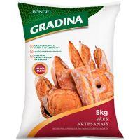 Mistura para Pães Artesanais com Massa Madre Gradina 5kg - Cod. 7891080151170