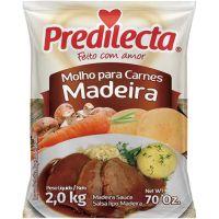 Molho Madeira Predilacta Bag 2kg - Cod. 7896292311817C8
