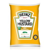 Mostarda Heinz Bag 2kg - Cod. 7896102000306